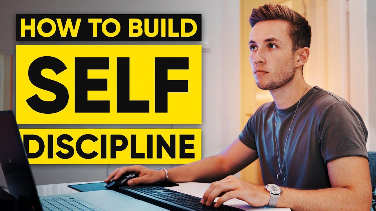 How To Build Self-Discipline & Stop Procrastinating