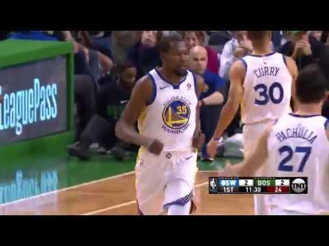 Golden State Warriors vs Boston Celtics: November 16, 2017