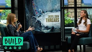 "Sheryl Crow Speaks About Her Last Album, ""Threads"""