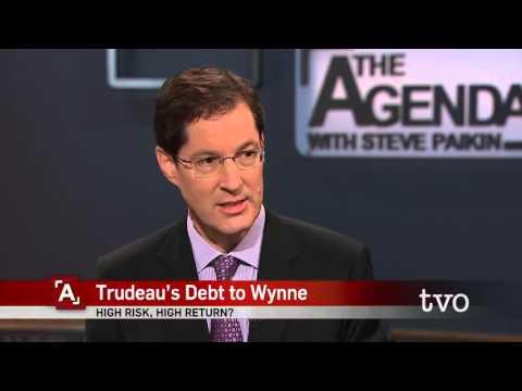 TVO clip on Justin Trudeau's Ontario IOU