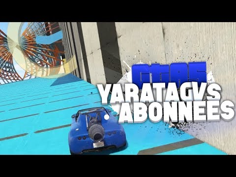 GERRIT IS RAPPER GEWORDEN!!! (GTA V YARATAG vs. ABONNEES S3 #1)