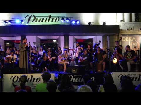 Ethno Cyprus 2016 - Rialto Concert - 9 Egypt Instrumental