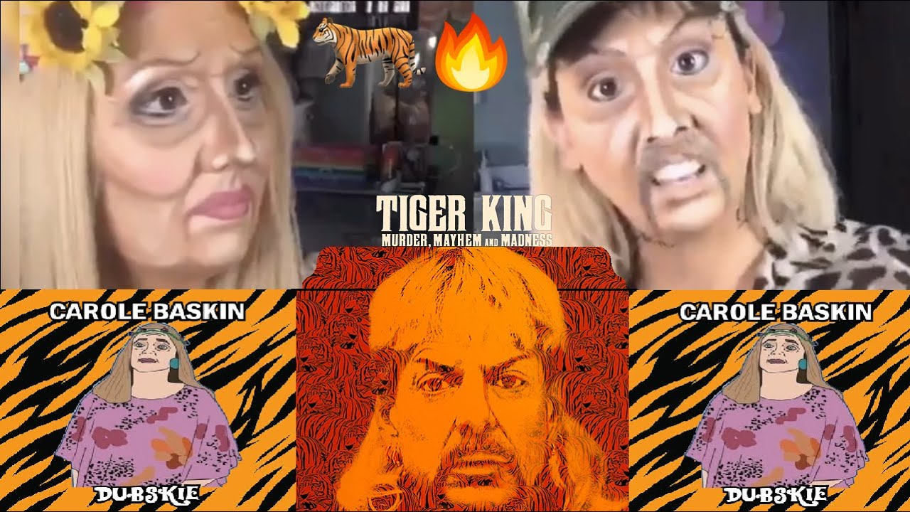 Dubskie Carole Baskin Free Joe Exotic Killed Her Husband Full Tik Tok Song Remix Youtube