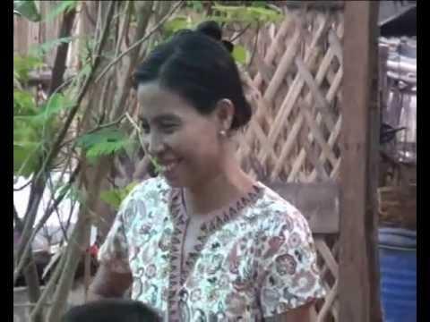 Thein Than Tun + Win Win Maw 's Wedding Videos-2