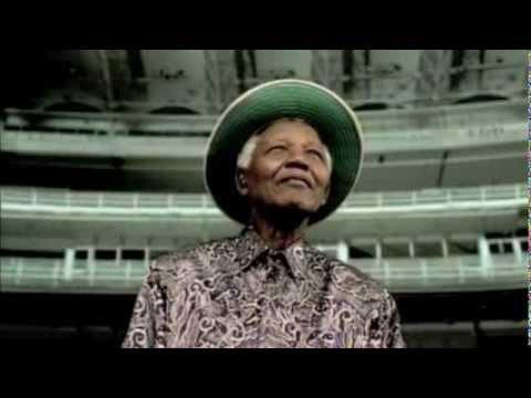 2003 Cricket World Cup Promotional  ft Nelson Mandela