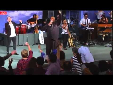 Hymn of Praise/Jesus is Here-William McDowell