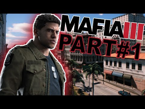 MAFIA 3 | What a Game... The Story Begin's