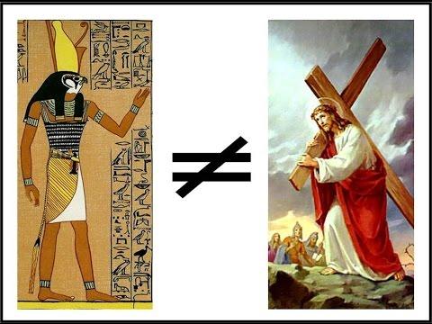 Resultado de imagem para Será o Senhor Jesus uma cópia de Hórus?