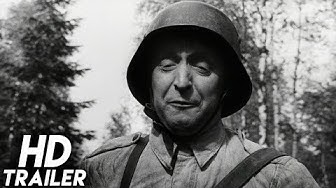 Tuntematon Sotilas (1955) ORIGINAL TRAILER [HD 1080p]