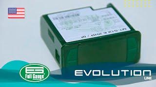 Evolution Line - Full Gauge Controls