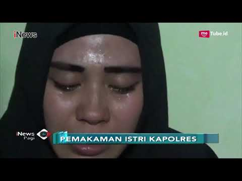 Kedatangan Jenazah Istri Kapolres Tulungagung di Subang Disambut Isak Tangis - iNews Pagi 29/09 Mp3