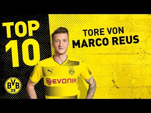 Top 10 Goals | Marco Reus