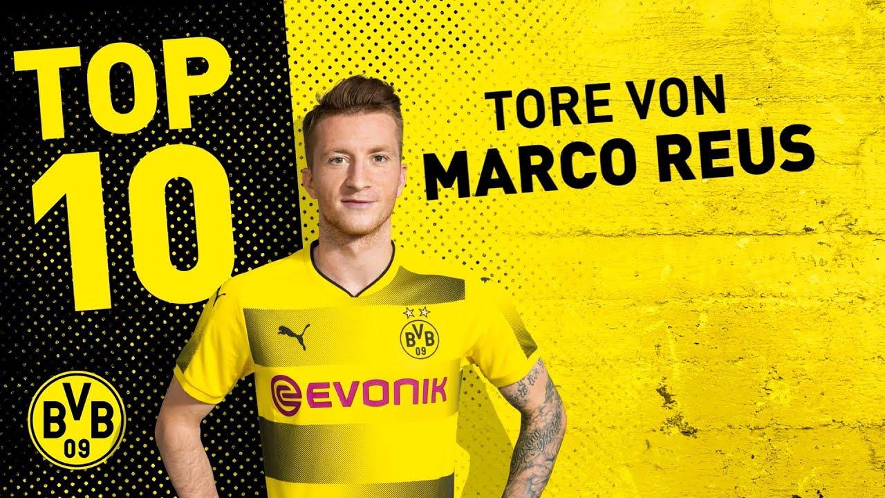 Top 10 Goals | Marco Reus - YouTube