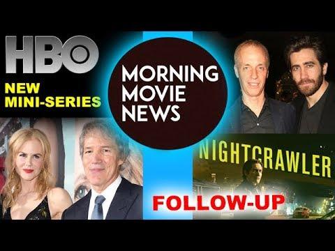 "HBO ""You Should Have Known"" Nicole Kidman, Dan Gilroy & Jake Gyllenhaal Netflix Movie"