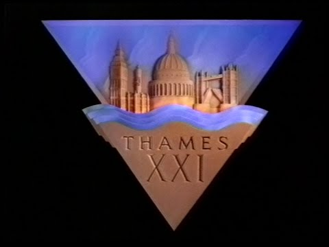8 August 1989 Thames  Interceptor trail & The Twilight Zone