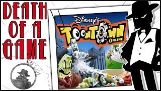 Death of a Game: Toontown Online