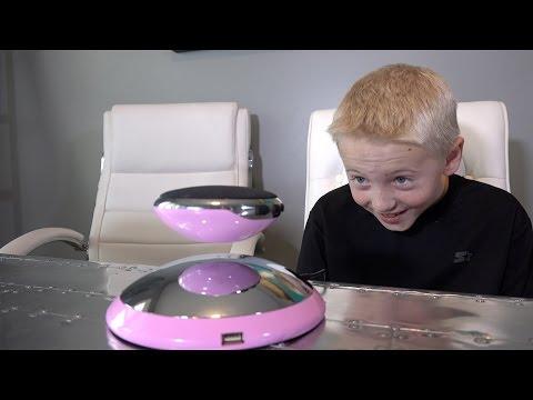 What's inside a Levitating Speaker?