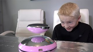 I saw this Air 2 Levitating Bluetooth Speakers and just had to take it apart to see what's inside! We broke it down and LOVED what we found! Air 2 speaker won ...