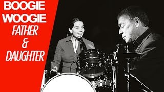 BOOGIE-WOOGIE WITH DRUM SOLO - Martin & Sabine Pyrker