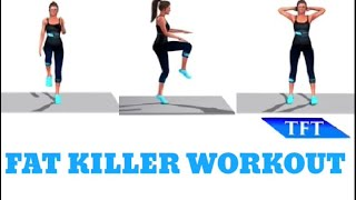 Fat Killer Workout - Team Fitness Training