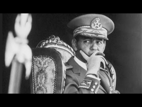 Faces of Africa - King Hassan II Building Morocco (Promo)