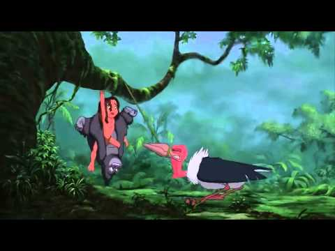Tarzan- Son of Man (HD)