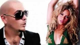 Shakira Feat Pitbull Rabiosa