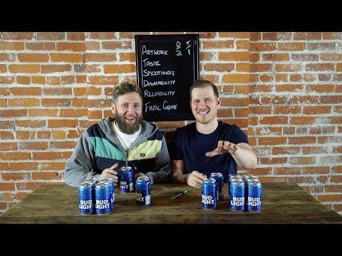 Beer Me Episode 105 - Bud Light Review