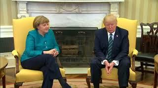 """Kancelarja e përjetshme, Merkel """"rikthehet"""" sërish - Top Channel Albania - News - Lajme"""