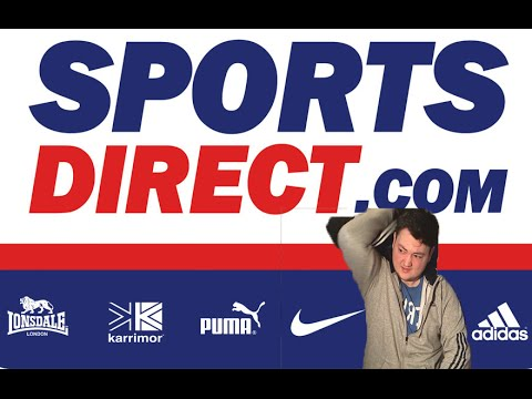SPORTS DIRECT ARE SICK