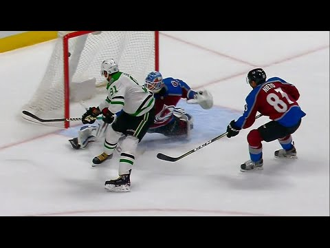 Stars' Seguin with outstanding solo effort to beat Avalanche