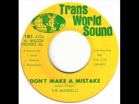 The Mandells - Don't Make A Mistake.wmv