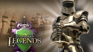 Прохождение игры Stronghold Legends #2 (Мерлин)