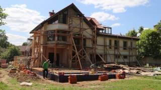 видео Строим дом