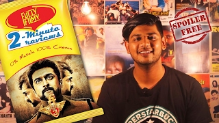 Si3 (aka) Singam 3 - 2 minute review   Singam 3   Suriya   Fully Filmy
