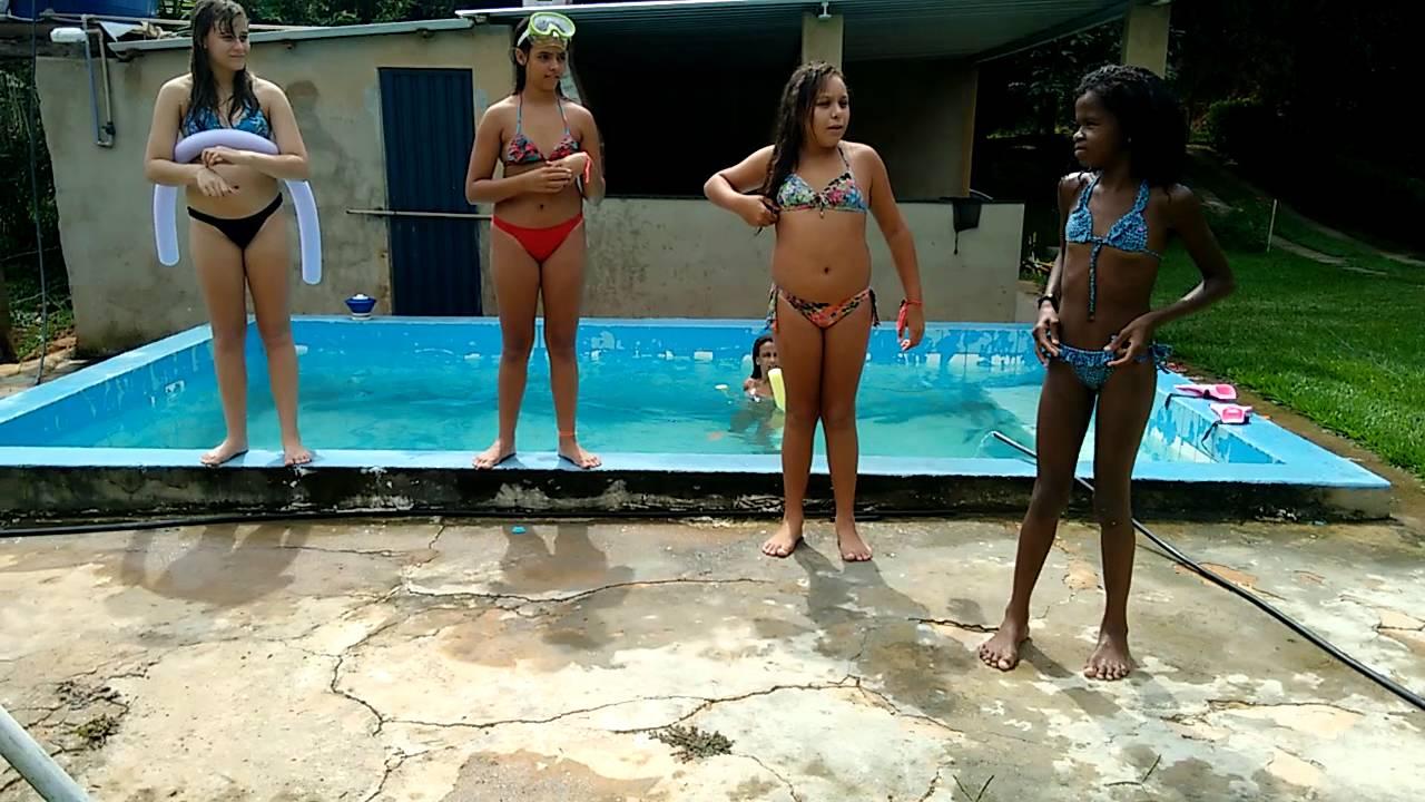 Desafio da piscina.muito legal