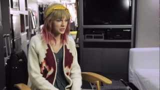 """""""I Knew You Were Trouble."""" Behind The Scenes #1"""