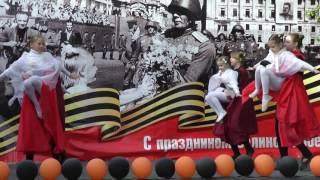 Мир без войны - танцевальная студия СтритЭнджелс и Радуга