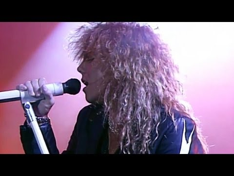 Europe - The Final Countdown (Live in Sweden 1986) [HD]