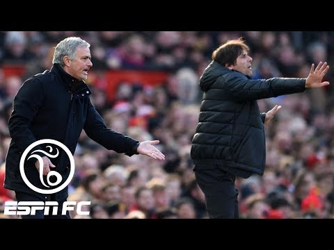 Who should replace Jose Mourinho at Manchester United and Antonio Conte at Chelsea? | ESPN FC