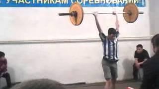Тяжелая атлетика Тайынша(, 2014-07-03T16:57:12.000Z)