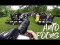 My Wedding Photography Auto Focus Settings (Day 10 of 30)