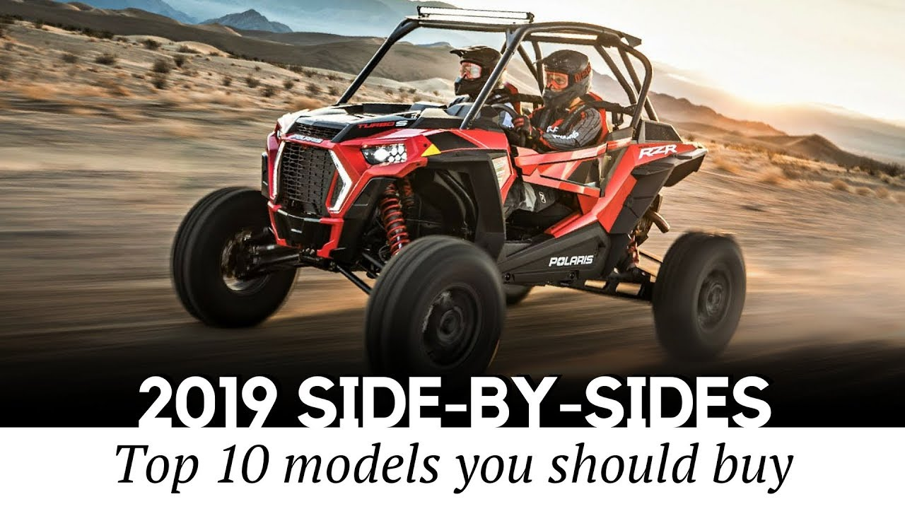 Best Side By Side Utv 2020.10 Best New Side By Sides And Sport Utvs To Buy Specs And Features