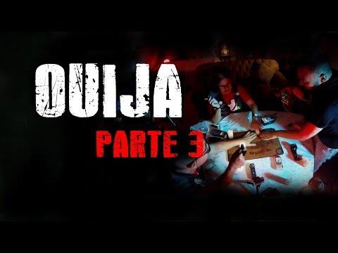LIVE DE OUIJA - Parte 3/3   Lenda Urbana & Caça Fantasmas Brasil