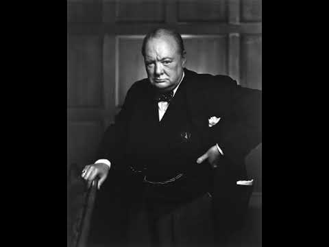 Winston Churchill   Wikipedia audio article