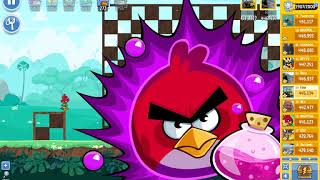 Angry Birds Friends tournament, week 341/C, level 5