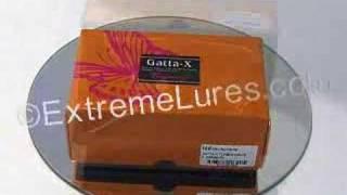 видео Gatta x megabass (воблер megabass gatta-x parahatch)