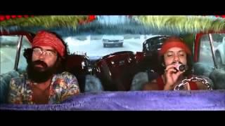 Cheech & Chong   Up In Smoke   Funniest Scenes