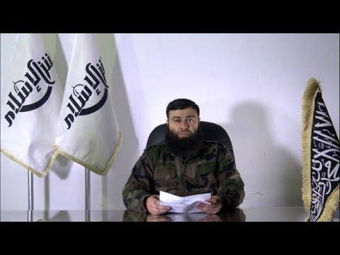 عصام بويضاني - قائد جيش الإسلام - لقاء خاص