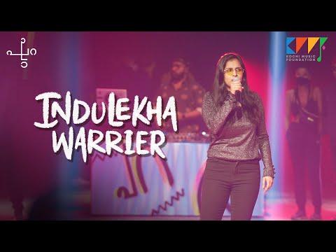 Indulekha Warrier - PARA HipHop Festival 2021   #SouthSideHeat   4K